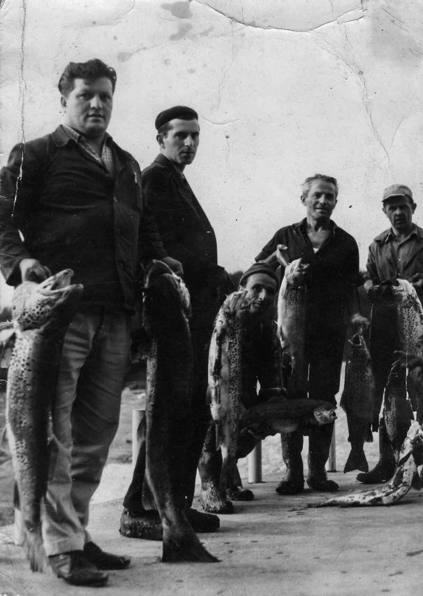 """Povijest Lokvarsko jezero ŠRK """"Lokvarka"""" Lokve"""